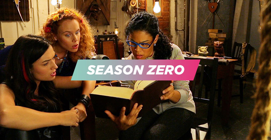 Watch Carmilla Season Zero as Laura Hollis and crew find old VHS tapes with surprising information.