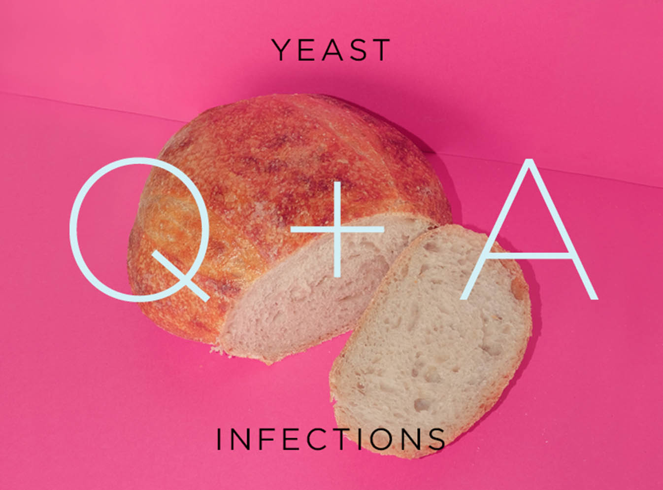 Yeast Infections Q + A