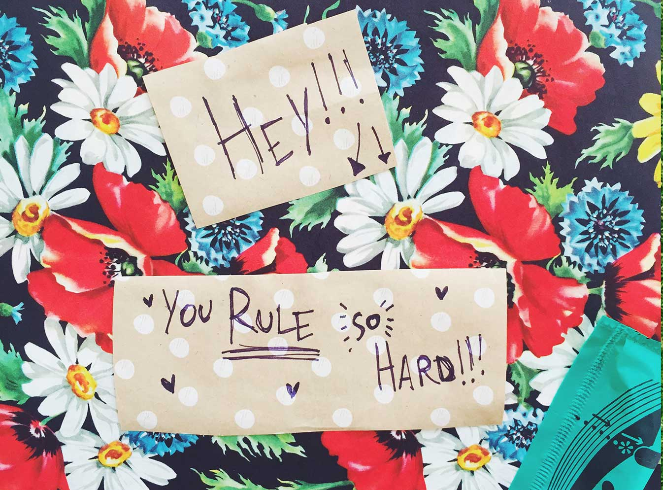 Hey!!! You Rule so Hard!!!